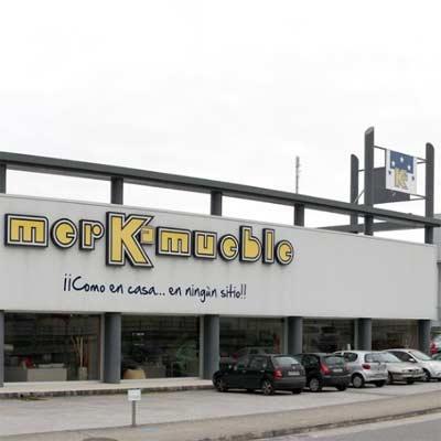 Tienda Merkamueble Ourense