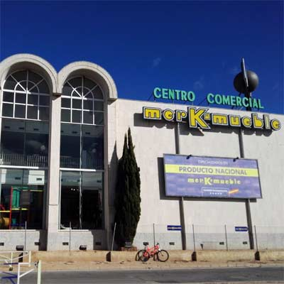 Tienda Merkamueble Valencia