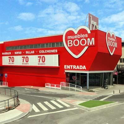 Tienda Muebles Boom A Coruña