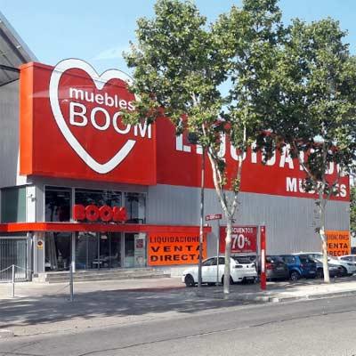 Muebles Boom Alcorcón