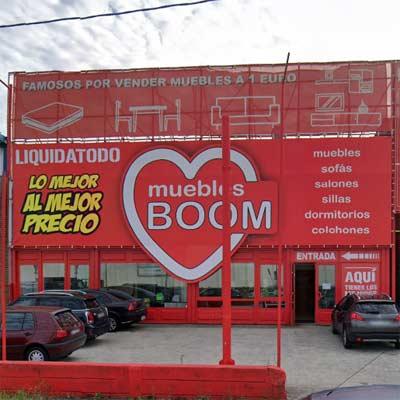 Tienda Muebles Boom Ferrol