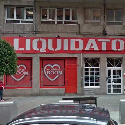 Tienda Muebles Boom Gijón
