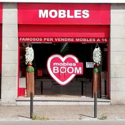Tienda Muebles Boom Girona