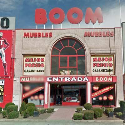 Tienda Muebles Boom León