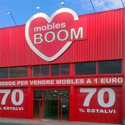 Tienda Muebles Boom Lleida