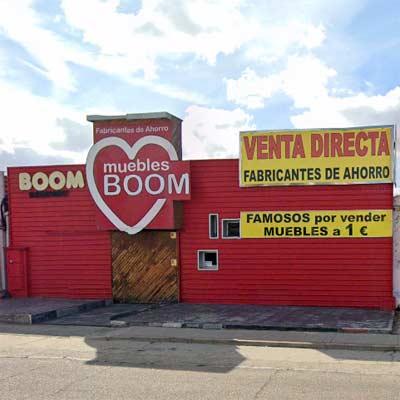Tienda Muebles Boom Medina del Campo