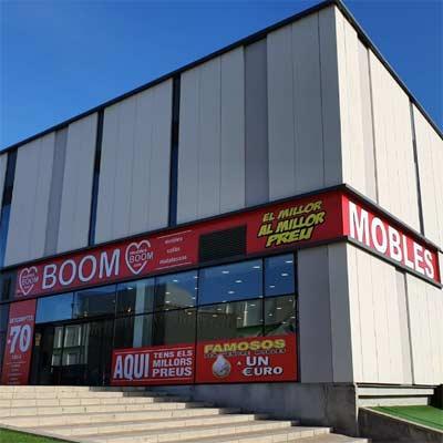 Tienda Muebles Boom Sabadell