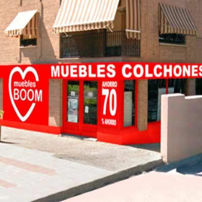 Tienda Muebles Boom Talavera de la Reina