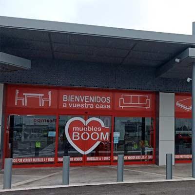 Tienda Muebles Boom Torrejón de Ardoz