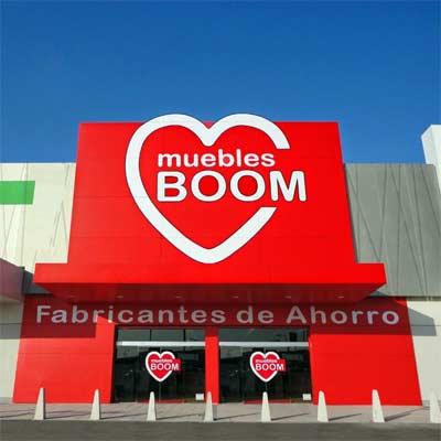 Muebles Boom Valladolid - Rio Shopping