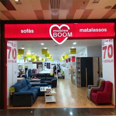 Tienda Muebles Boom Viladecans
