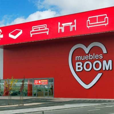 Muebles Boom Zaragoza