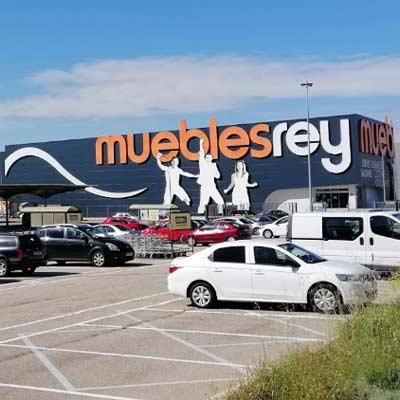 Tienda Muebles Rey Alcalá de Henares