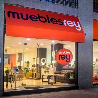Tienda Muebles Rey Alcañiz