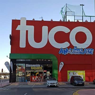 Tienda Muebles Tuco Alfafar