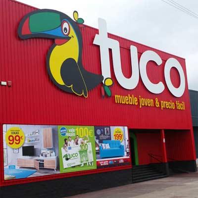 Tienda Muebles Tuco Asturias