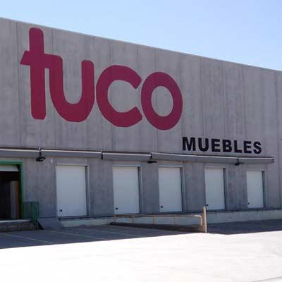 Tienda Muebles Tuco Binéfar