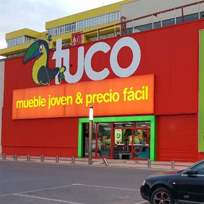 Tienda Muebles Tuco Cartagena