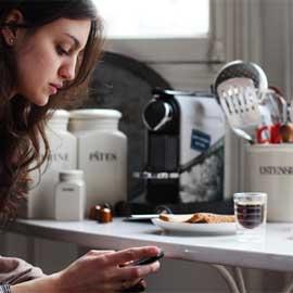 Sistema Nespresso de Cápsulas de Café