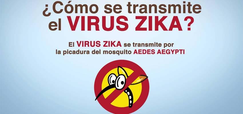 Como protegerse del virus Zika