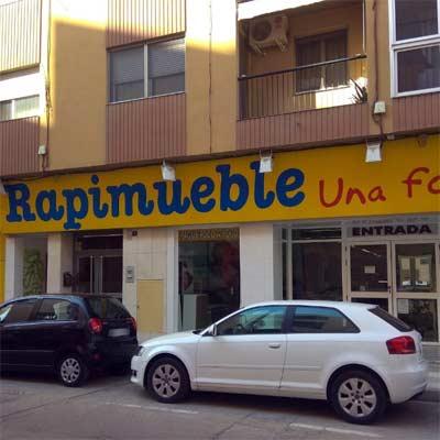 Tienda  Rapimueble Albacete 2