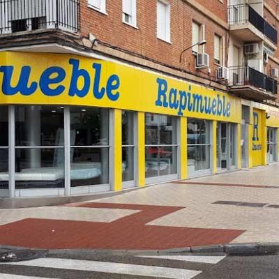 Tienda  Rapimueble Albacete 3