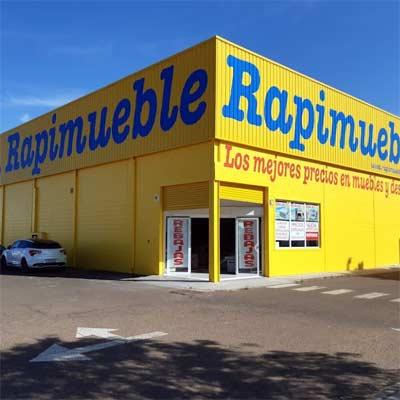 Tienda  Rapimueble Almendralejo