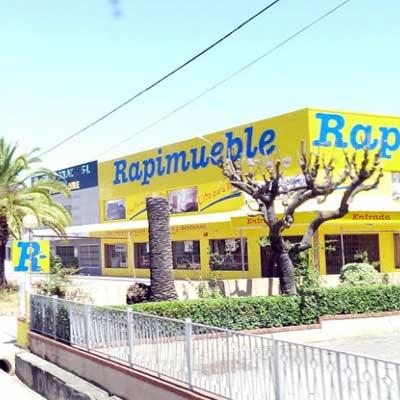 Tienda  Rapimueble Alzira