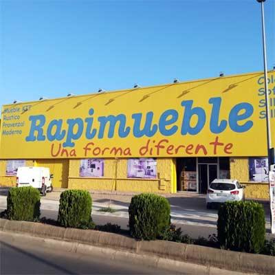 Tienda  Rapimueble Andújar