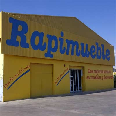 Tienda  Rapimueble Antequera