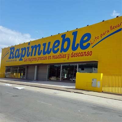 Tienda  Rapimueble Ayamonte