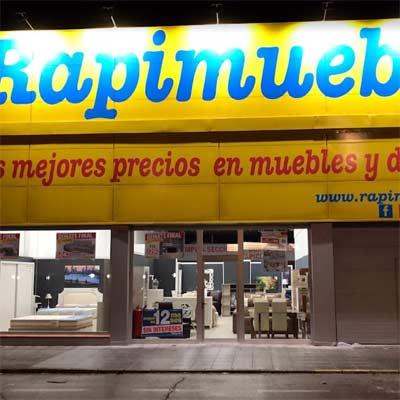 Tienda  Rapimueble Ciudad Real