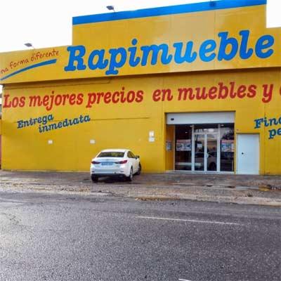 Tienda  Rapimueble Córdoba 1