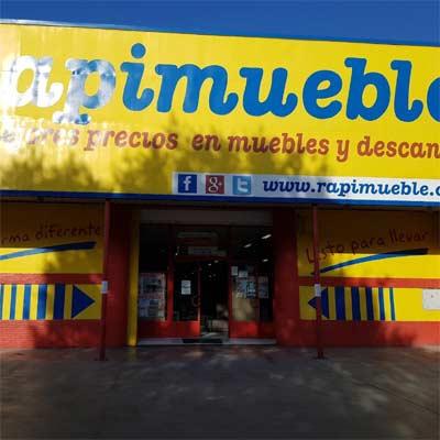 Tienda  Rapimueble Écija