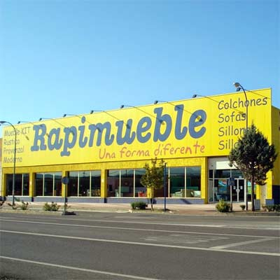 Tienda  Rapimueble Guadix