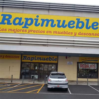 Tienda  Rapimueble Huelva 1