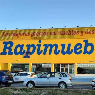 Tienda  Rapimueble Huelva 2