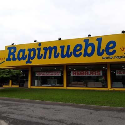 Tienda  Rapimueble Iurreta