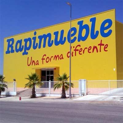 Tienda  Rapimueble Jaén 1