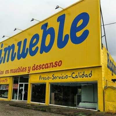 Tienda  Rapimueble Jaén 3