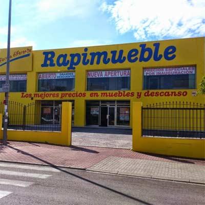 Tienda  Rapimueble Jerez de la Frontera 1