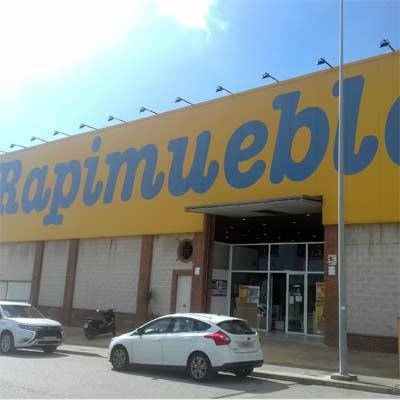 Tienda  Rapimueble La Línea de la Concepción