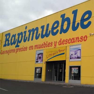 Tienda  Rapimueble Lugo