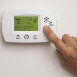Programar el termostato para ahorrar