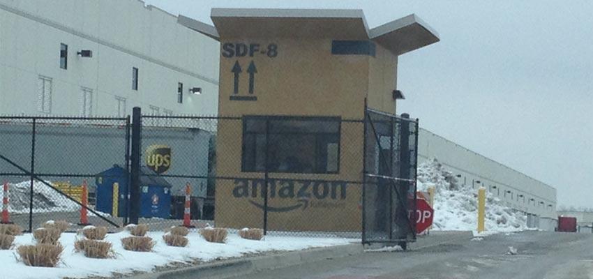 Seguridad de las compras en Amazon