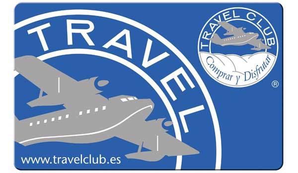 TARJETA DE PUNTOS TRAVEL CLUB
