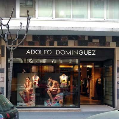 Tienda Adolfo Domínguez Bilbao