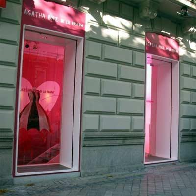 Tienda Agatha Ruiz de la Prada Madrid