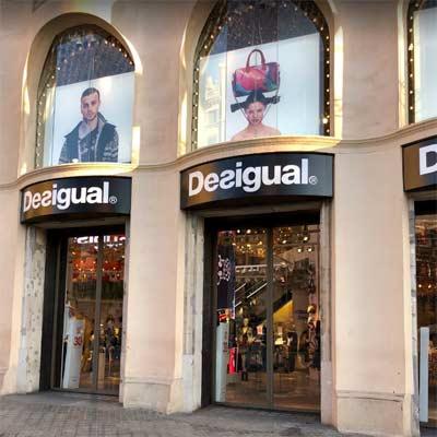 Tienda Desigual Barcelona