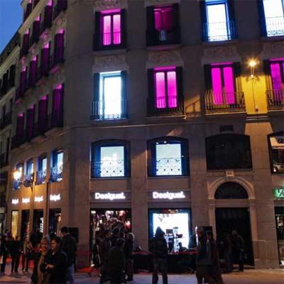 Tienda Desigual Madrid